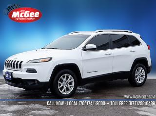 Used 2015 Jeep Cherokee North 4x4 - 3.2L V6 for sale in Peterborough, ON