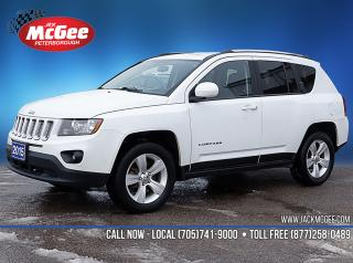 Used 2015 Jeep Compass Sport/North for sale in Peterborough, ON