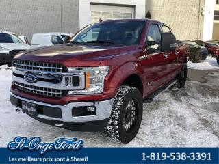Used 2018 Ford F-150 XLT cabine SuperCrew 4RM caisse de 6,5 p for sale in Shawinigan, QC