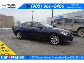 Used 2016 Mazda MAZDA6 GX | ALLOYS | HEATED SEATS | BLUETOOTH | for sale in Hamilton, ON