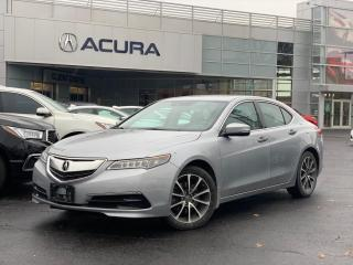 Used 2017 Acura TLX TECH | NOACCIDENTS | LEATHER | NAVI | REMOTESTART for sale in Burlington, ON