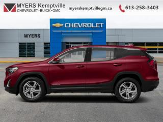 New 2020 GMC Terrain SLE  - Navigation - Heated Seats for sale in Kemptville, ON