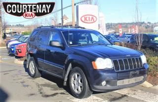 Used 2008 Jeep Grand Cherokee Laredo w/Sunroof for sale in Courtenay, BC