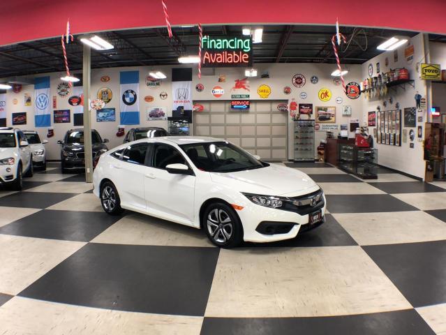2017 Honda Civic Sedan LX AUT0 A/C CRUSIE BLUETOOTH BACKUP CAMERA 50K