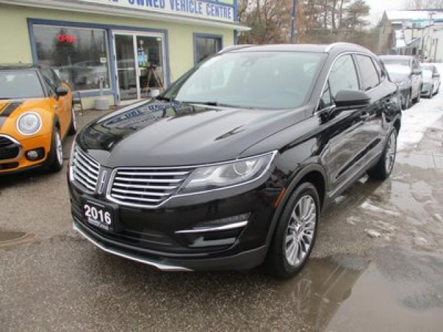 2016 Lincoln MKC LOADED ALL-WHEEL DRIVE 5 PASSENGER 2.0L - ECO-BOOST.. NAVIGATION.. PANORAMIC SUNROOF.. LEATHER.. HEATED/AC SEATS.. THX AUDIO..