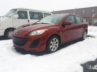Used 2010 Mazda MAZDA3 GS Manuel Jamais accidenté for sale in Boucherville, QC