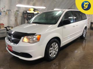 Used 2016 Dodge Grand Caravan SXT * Stow N Go seating * Economy mode * Dual climate control * Telescopic/tilt steering * Phone connect * Hands free steering wheel controls * Cruise for sale in Cambridge, ON