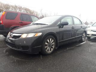 Used 2009 Honda Civic EX-L Cuir, vitres électrique, toit ouvrant for sale in Boucherville, QC