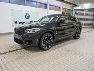 New 2020 BMW X4 M Competition for sale in Edmonton, AB
