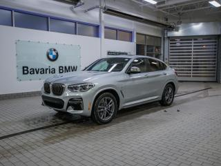 New 2020 BMW X4 M40i for sale in Edmonton, AB