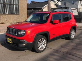 Used 2015 Jeep Renegade FWD 4dr North for sale in Hamilton, ON