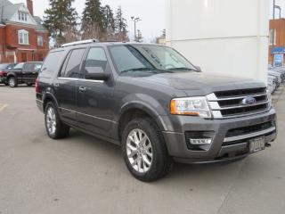 Used 2015 Ford Expedition 4WD 4dr Limited for sale in Hagersville, ON