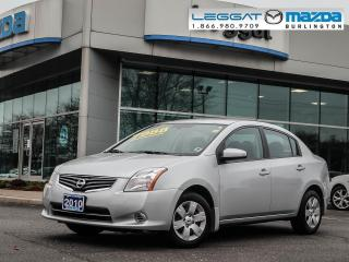 Used 2010 Nissan Sentra 2.0 S for sale in Burlington, ON
