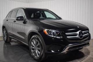 Used 2017 Mercedes-Benz GL-Class GLC 300 4 MATIC CUIR TOIT PANO MAGS GROS for sale in St-Hubert, QC