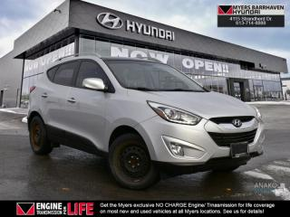 Used 2015 Hyundai Tucson GLS  - Sunroof -  Bluetooth - $69.96 /Wk for sale in Nepean, ON
