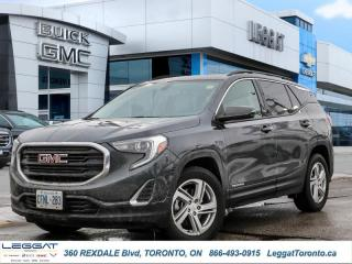 Used 2019 GMC Terrain SLE  - Heated Seats -  Remote Start for sale in Etobicoke, ON