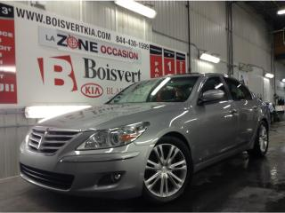 Used 2009 Hyundai Genesis GENESIS V-8 GPS CUIR TOIT SUPER CONDITION !!!!!! for sale in Blainville, QC