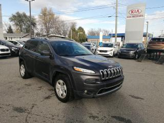 Used 2017 Jeep Cherokee Limited for sale in Mcmasterville, QC
