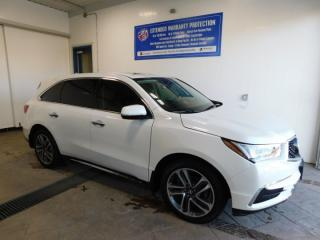 Used 2018 Acura MDX LEATHER NAVI SUNROOF AWD for sale in Listowel, ON