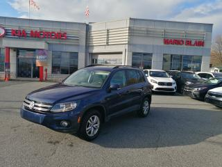 Used 2016 Volkswagen Tiguan Trendline CAMERA DE RECUL for sale in Mcmasterville, QC