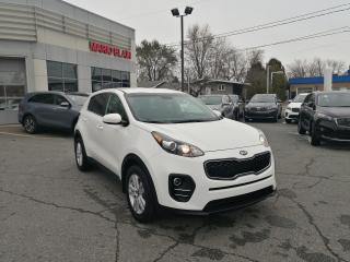 Used 2017 Kia Sportage LX for sale in Mcmasterville, QC