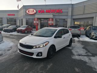 Used 2017 Kia Forte5 1.6L SX for sale in Mcmasterville, QC