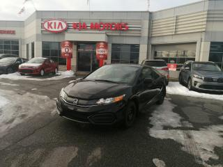 Used 2014 Honda Civic EX for sale in Mcmasterville, QC