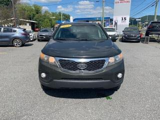 Used 2011 Kia Sorento EX **V6, CUIR, MAG** for sale in Mcmasterville, QC