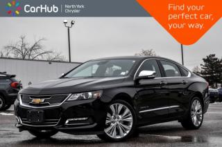 Used 2019 Chevrolet Impala Premier|Adaptive.Cruise|Pano_sunroof|BOSE.Audio|Heat&Vent.Frnt.Seat for sale in Thornhill, ON