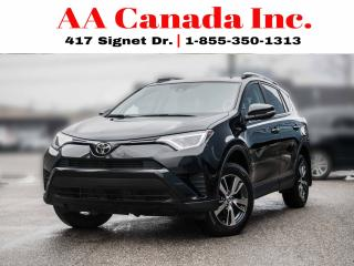 Used 2018 Toyota RAV4 LE |BACKUPCAM|AWD| for sale in Toronto, ON