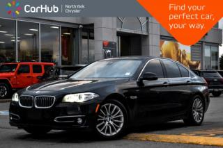 Used 2015 BMW 5 Series 528i xDrive|Nav|Bluetooth|Sunroof|Keyless_Go|Heated_Seats| for sale in Thornhill, ON