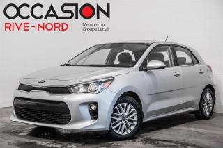 Used 2018 Kia Rio5 EX MAGS+TOIT.OUVRANT+CAM.RECUL for sale in Boisbriand, QC