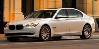 Used 2011 BMW 7 Series 750i xDrive for sale in Bolton, ON