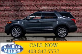 Used 2015 Ford Explorer AWD Limited Leather Nav BCam for sale in Red Deer, AB