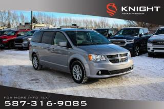 New 2019 Dodge Grand Caravan 35th Anniversary | Navigation | DVD for sale in Medicine Hat, AB