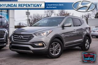 Used 2018 Hyundai Santa Fe Sport 2.4L SE AWD *VOLANT CHAUFFANT* for sale in Repentigny, QC