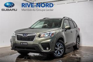 Used 2019 Subaru Forester Convenience MAGS+CAM.RECUL+SIEGES.CHAUFFANTS for sale in Boisbriand, QC