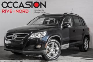 Used 2010 Volkswagen Tiguan Trendline 4Motion MAGS+SIEGES.CHAUFFANTS for sale in Boisbriand, QC