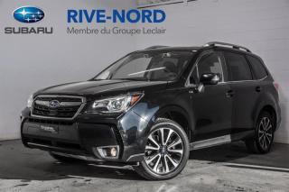 Used 2017 Subaru Forester XT Limited EyeSight NAVI+CUIR+TOIT.OUVRANT for sale in Boisbriand, QC