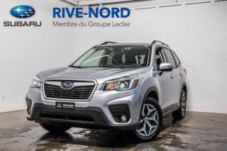 Used 2019 Subaru Forester Convenience EyeSight MAGS+CAM.RECUL for sale in Boisbriand, QC