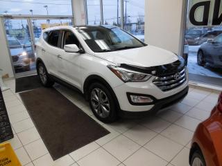 Used 2013 Hyundai Santa Fe Sport SE AUTO TRACTION INTÉGRALE CUIR TOIT CAM for sale in Dorval, QC