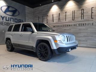 Used 2012 Jeep Patriot NORTH+2WD+DEMARREUR+BANCS CHAUF for sale in Sherbrooke, QC