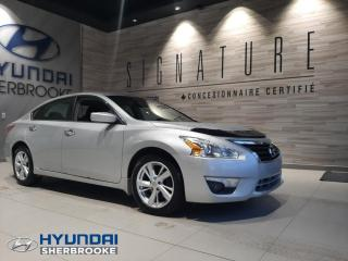 Used 2013 Nissan Altima SV 2.5+DEMARREUR+CAMERA+TOIT+BANCS CHAUF for sale in Sherbrooke, QC