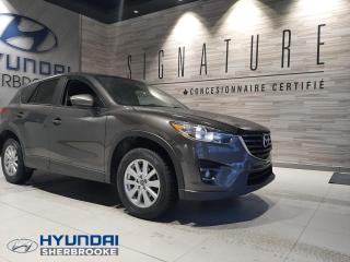 Used 2016 Mazda CX-5 GS 2.5+AWD+GPS+DEMARREUR+TOIT+CAMERA for sale in Sherbrooke, QC