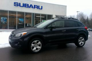 Used 2015 Subaru XV Crosstrek 2.0i w/Limited Pkg for sale in Minden, ON