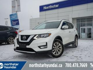Used 2019 Nissan Rogue SV AWD/BACKUPCAMERA/HEATEDSEATS/APPLECARPLAY for sale in Edmonton, AB