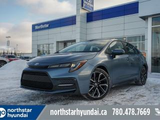 Used 2020 Toyota Corolla SE COMFORT/SUNROOF/HEATEDSEATS/BACKUPCAM for sale in Edmonton, AB
