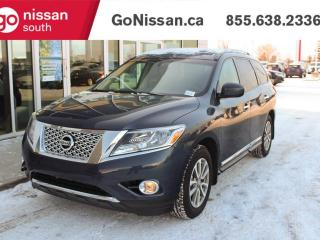 Used 2016 Nissan Pathfinder BACK UP CAMERA NAVIGATION LEATHER HEATED SEATS for sale in Edmonton, AB