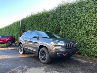 New 2020 Jeep Cherokee Trailhawk 4dr 4WD Sport Utility for sale in Surrey, BC