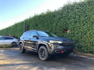 New 2020 Jeep Cherokee Trailhawk Elite for sale in Surrey, BC